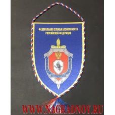 Вымпел с логотипом УСБ ФСБ России