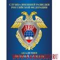 Магнит с эмблемой Академии внешней разведки СВР РФ