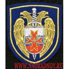 Шеврон Президентский полк с липучкой