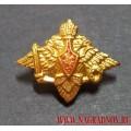 Фрачный значок с эмблемой Вооруженных сил России