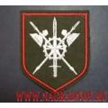 Нарукавный знак военнослужащих 100 ОПО войсковая часть 85084