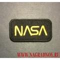 Патч NASA с липучкой