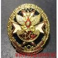 Нагрудный знак Почетный сотрудник фельдъегерской службы