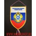 Вымпел с эмблемой Службы контрразведки ФСБ России