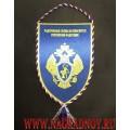 Вымпел с эмблемой Службы организационно-кадровой работы СОКР ФСБ России