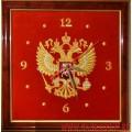 Часы настенные Герб России
