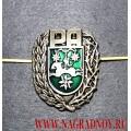 Кокарда с гербом Республики Абхазия