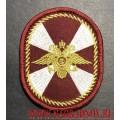 Нашивка на рукав Внутренних войск МВД общая