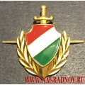 Петличная эмблема сотрудников МВД Республики Таджикистан