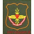 Шеврон военнослужащих 1-го узла связи по приказу 300