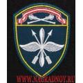 Шеврон авиационных отрядов Росгвардии ЦО с липучкой