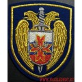 Нашивка на рукав Президентский полк
