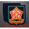Шеврон Западного военного округа для офисной формы ВВС (с липучкой)