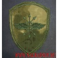 Камуфлированный нарукавный знак ЦУС войск национальной гвардии