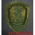 Камуфлированный нарукавный знак военнослужащих ОДОН ВНГ РФ