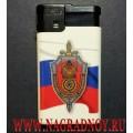 Зажигалка с символикой ОПУ ФСБ России