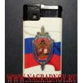 Зажигалка с символикой УФСБ России по г. Москве и Московской области