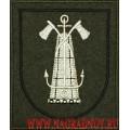 Шеврон 28 пантонно-мостовой бригады приказ 300