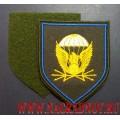 Шеврон 38-го ОПС ВДВ для формы ВКБО