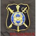 Футболка цвета хаки с эмблемой 8 Управления Генштаба