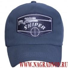 Бейсболка Sniper