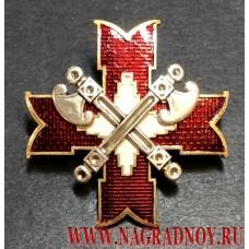 Нагрудный знак отличия военнослужащих Президентского полка