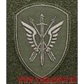 Шеврон Специальный отряд быстрого реагирования Рысь тактический с липучкой