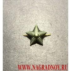 Звезда для полевой формы маленькая