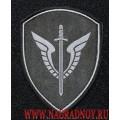Нарукавный знак сотрудников ОМОН Зубр для специальной формы с липучкой