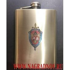 Фляжка с эмблемой УФСБ РФ по Москве и Московской области