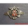 Значок на лацкан ФМС России