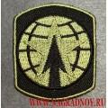 Нашивка 16 бригады военной полиции США
