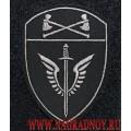 Шеврон сотрудников ОМОНа Приволжского округа ВНГ для специальной или камуфлированной формы