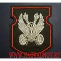 Шеврон Военной автомобильной инспекции МО РФ