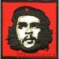 Нашивка с липучкой Че Гевара