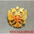 Фрачный значок Герб России