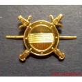 Эмблема петличная Внутренняя служба МВД парадная