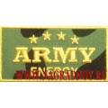 Нашивка с термоклеем ARMY ENERGY