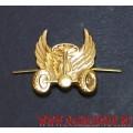 Петличная эмблема Автомобильных войск России