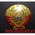Накладка из алюминия Герб СССР