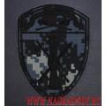 Нарукавный знак сотрудников подразделений ЛРРиГК Центрального округа ВНГ