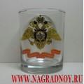 Стакан для виски с эмблемой МВД России
