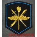 Шеврон Командования дальней авиации для кителя или шинели
