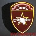 Нарукавный знак отрядов спецназначения Северо-Западного округа Росгвардии