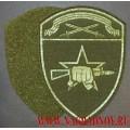 Шеврон военнослужащих ОСН Северо-Западного округа войск национальной гвардии