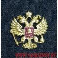 Накладка из алюминия Герб Российской Федерации