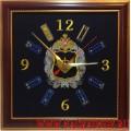 Настенные часы с символикой ССО