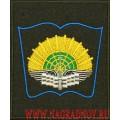Шеврон Ярославского высшего военного училища ПВО
