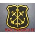 Нарукавный знак Главного командования ВМФ