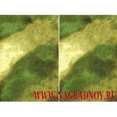 Фальшпогоны из камуфлированной ткани Мох